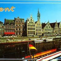 Gent Postkaart