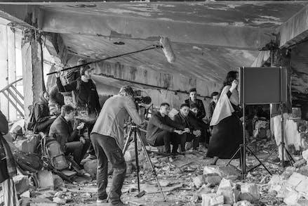 Orestes In Mosul Opnames Armin Smailovic