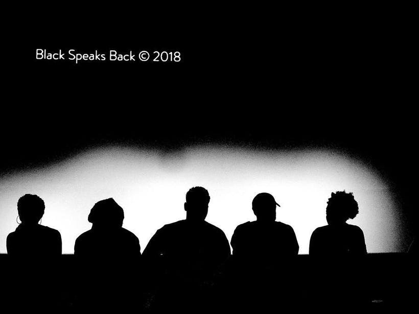 Black Speaks Back C Daan Broos