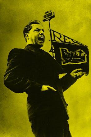 Yellow Rex Leon Degrelle  Phile Deprez Geel