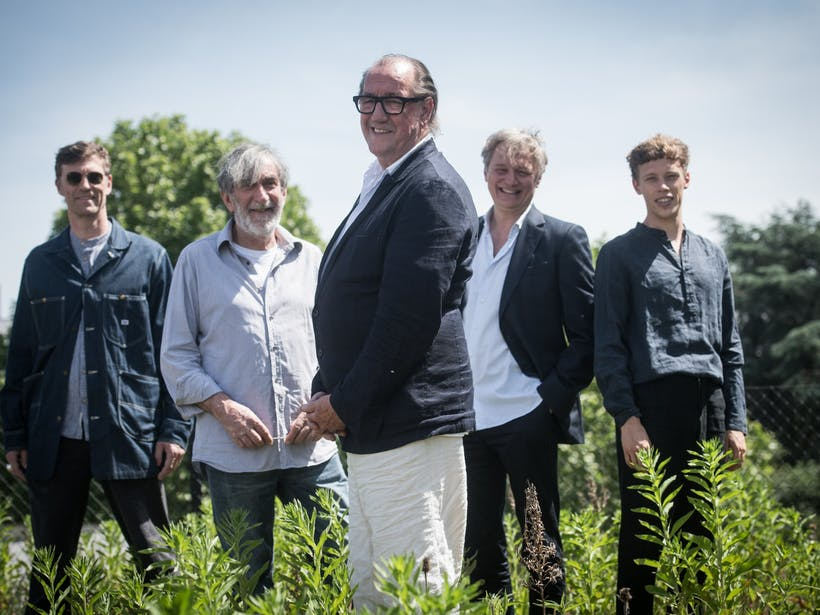 A Concert Called Landscape Lod C Kurt Van Der Elst