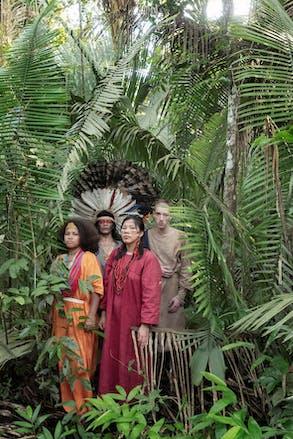 1  Productiebeeld Antigone In Amazonie C Armin Smailovic Persfotos 2