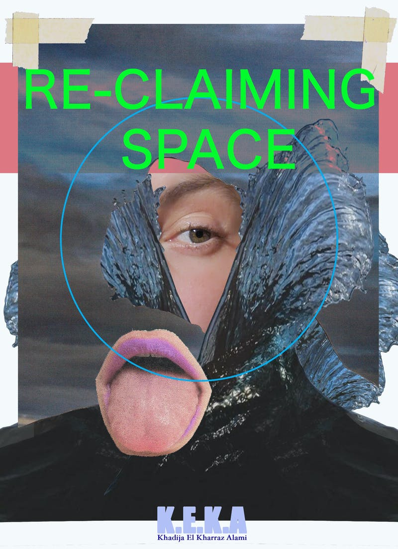Poster Reclaiming Space