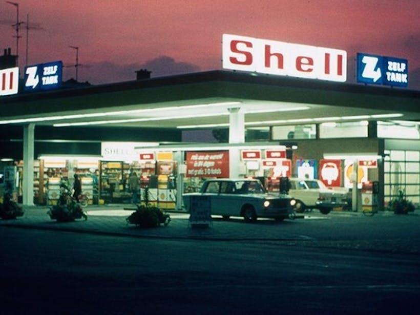 Frascati Producties  De Zaak Shell Foto Nationaal Archief